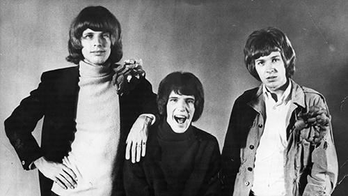 Ba thành viên nhóm nhạc The Walker Brothers: John, Gary, Scott (từ trái sang).