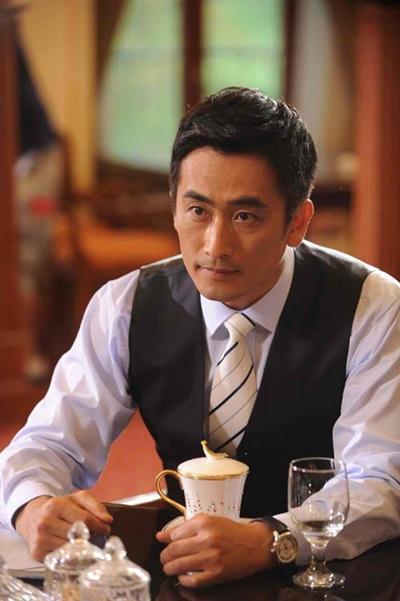 Nhan sắc của nam diễn viên trong năm 2010.