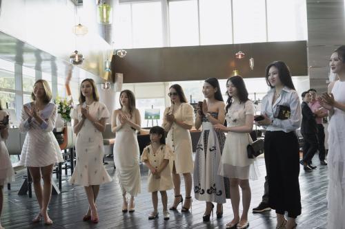 CEO LeArt đẹp tinh khôi trong tiệc thời trang - 5