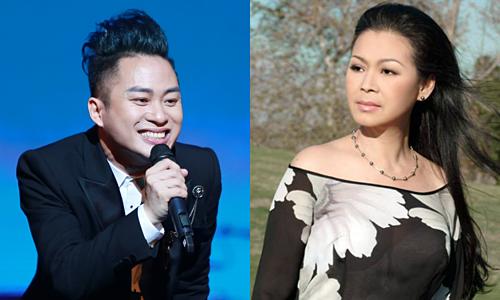 Tùng Dương, Khánh Ly lần đầu kết hợp trên sân khấu Việt Nam trong liveshow Người về bỗng nhớ.