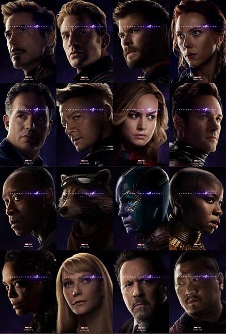 Các nhân vật còn sốngtrước thềm Avengers 4.