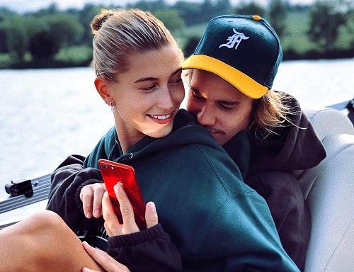 Justin Bieber và Hailey Baldwin. Ảnh: Instagram.