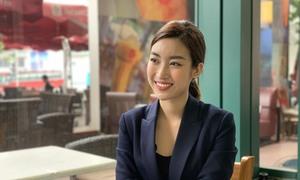 Đỗ Mỹ Linh: 'Tôi trưởng thành nhờ những chuyến đi thiện nguyện'