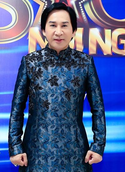 Kim Tử Long trong Sao nối ngôi 2019.