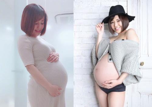 Sola Aoi ngừng bán phim người lớn của mình vì sắp làm mẹ