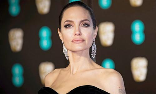 Angelina Jolie bước chân vào vũ trụ điện ảnh siêu anh hùng Marvel. Ảnh: AP.