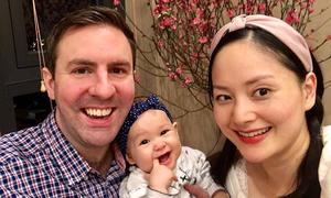 Lan Phương hài lòng với cuộc sống nhà thuê ở Hà Nội