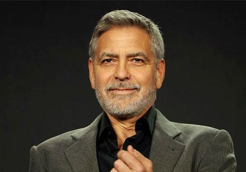 Tài tử George Clooney