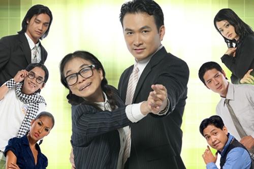 Phát sóng từ tháng 2/2008 - tháng 3/2009, Cô gái xấu xí (Việt hóa từ phim You soy Betty, la fea của Colombia