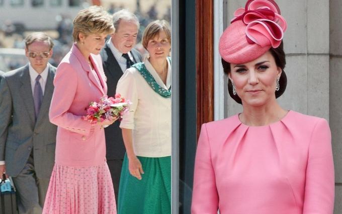 6 màu sắc ưa chuộng của hoàng gia Anh trở thành mốt hot 2019