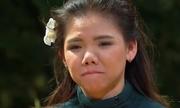 Minh Như khóc khi bị loại khỏi American Idol