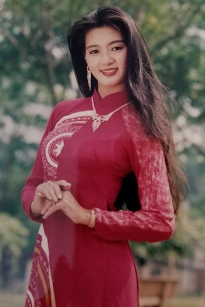 Nhan sắc 27 năm của Hoa hậu Điện ảnh Thanh Xuân - 3