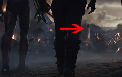 Vũ khí của Thanos trong Avengers: Endgame. Ảnh: IGN.
