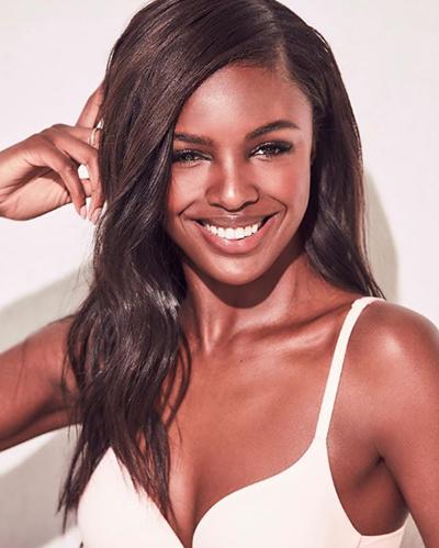 Người mẫu Leomie Anderson.