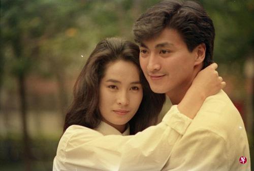 Cao Kim Tố Mai và Hà Gia Kính khi còn trẻ.