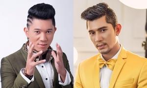 Gương mặt biến đổi của Lương Bằng Quang sau phẫu thuật thẩm mỹ