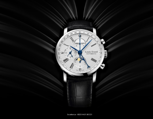 Những mẫu thiết kế của Louis tôn vinh giá trị truyền thống của đồng hồ Thụy Sĩ. Các sản phẩm được chế tác kỹ lưỡng, tinh xảo và trải qua 72 tiếng kiểm tra trước khi tung ra thị trường. Tại Việt Nam, đồng hồ Louis Erard được giới doanh nhân yêu thích bởi phong cách lịch lãm và thần thái sang trọng.