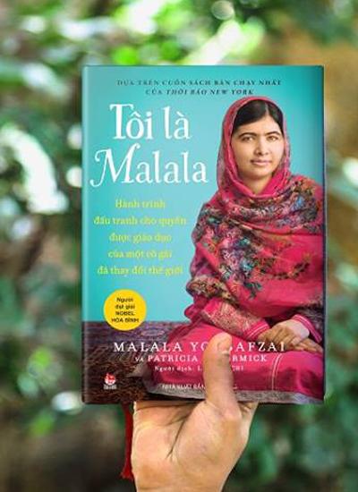 Tôi là Malala - tự truyện về cô bé Pakistan liều chết đến trường