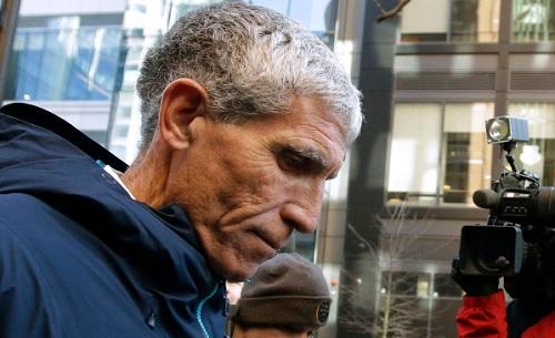 William Singer, người đứng đầu đường dây chạy trường tại Mỹ, đã nhận tội với tòa. Ảnh: AP.
