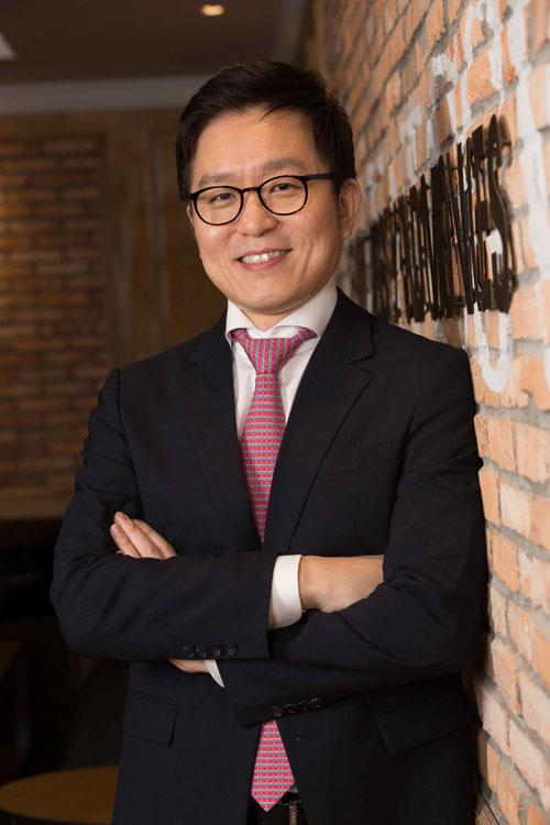 Ông Sim Joon Beom – Tổng Giám đốc CGV Việt Nam.