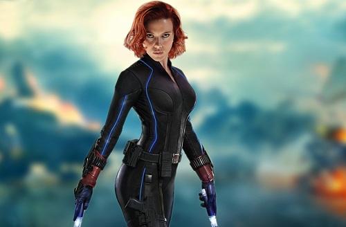 Bằng tài năng, nhan sắc và gu ăn mặc, Scarlett biến Black Widow thành một trong những siêu anh hùng được yêu thích nhất. Cô là nữ diễn viên có thu nhập cao nhất Hollywood năm 2018 nhờ thành công của vai diễn. Sau Avengers: Endgame, Marvel sẽ tiến hành sản xuất một bộ phim riêng về nhân vật này vào mùa hè năm nay. Ảnh: Marvel Studio.