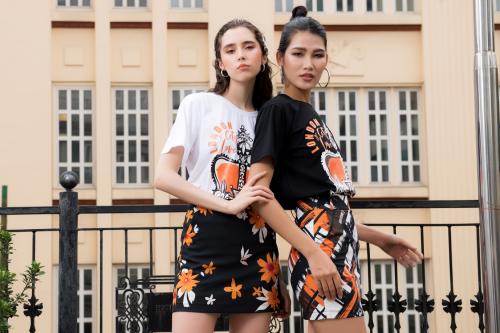 Stylist Hoàng Ku và nhà thiết kế Kiko Nhung Nguyễn quen nhau cách đây 10 năm trong một lần làm việc chung. Họ quyết định kỷniệm tình bạn kéo dài một thập kỷnày bằng bộ sưu tập Code Orangethuộc thương hiệu Hate.