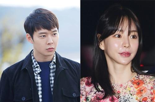 Park Yoo Chun và bạn gái cũ - Hwang Hana.