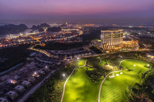 FLC Hạ Long -nơi diễn ra vòng chung kết toàn quốc Sao Mai 2019.