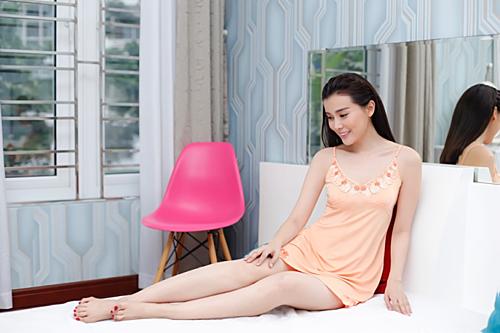 Áo ngủ Paltal từ lâu đã là bạn đồng hành của nhiều chị em đam mê cái đẹp, sự quyến rũ và duyên dáng -AND 012 0063.