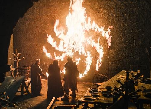 Một cảnh phim quan trọng của Game of Thrones bị cắt tại Trung Quốc. Ảnh: HBO.