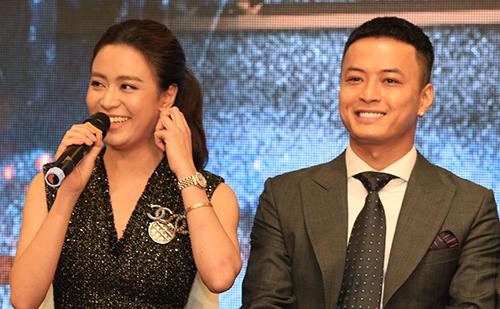 Hồng Đăng đóng vai Khánh - bạn trai nhân vật Lam Anh của Hoàng ThùyLinh trong Mê cung.