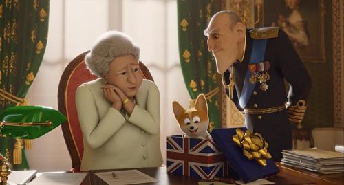 4 lý do nên xem phim hoạt hình The Queens Corgi dịp lễ 30/4