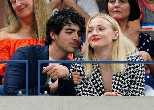 Sophie đang chuẩn bị làm đám cưới với ca sĩ Joe Jonas trong năm nay. Ảnh: PureWow.