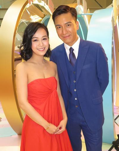 Mã Quốc Minh và Hoàng Tâm Dĩnh, cả hai đều đóng phim cho đài TVB. Quốc Minh sinh năm 1974, từng đóng Đổ thành quần anh hội, Hoàng đế lưu manh, Cung tâm kế 2, Bao la vùng trời 2. Hoàng Tâm Dĩnh đoạt giải Á hậu Hong Kong 2012.