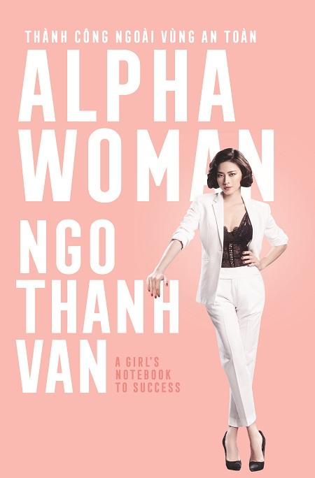 Bìa sách Alpha Woman.