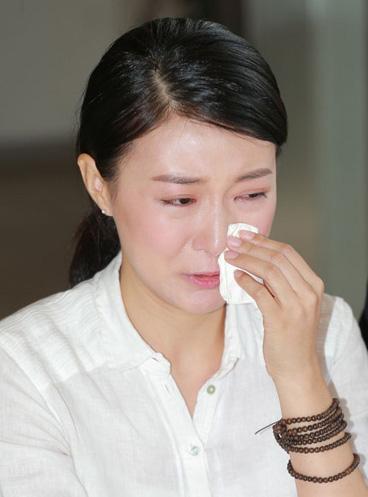Mã Trại khóc vì lộ video nhạy cảm.