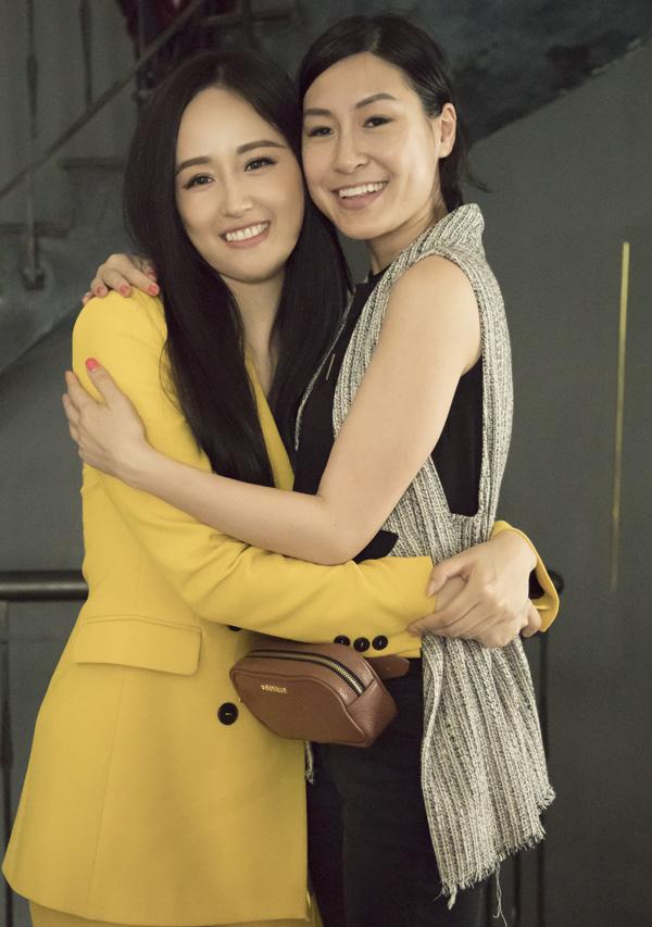 Mai Phương Thúy góp vốn vào phim của Kathy Uyên