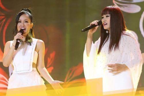 Hồng Nhung sẽ song ca cùng Phương Thanhtại sự kiện.