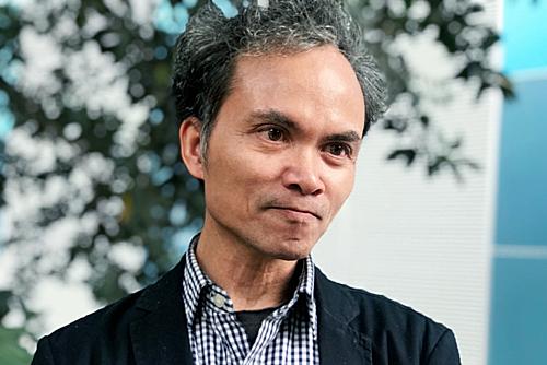 Nhà giáo Chu Văn Sơn.