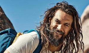 Tài tử 'Aquaman' cạo râu kêu gọi bảo vệ môi trường biển