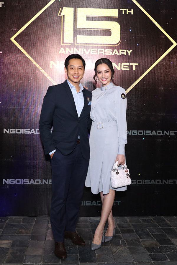 Kim Lý, Hà Hồ và nhiều sao mừng Ngoisao.net 15 tuổi