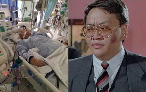 Sao Tiếu ngạo giang hồ TVB lâm bệnh nặng