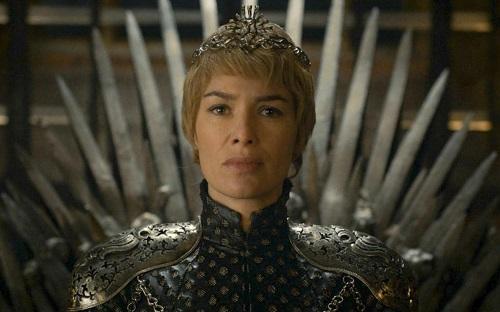 Cersei hiện cai trị ở Kings Landing.