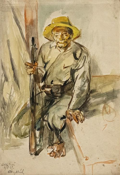 Hơn 200 tác phẩm nghệ thuật trưng bày tại triển lãm Ký ức Đường Trường Sơn - 2
