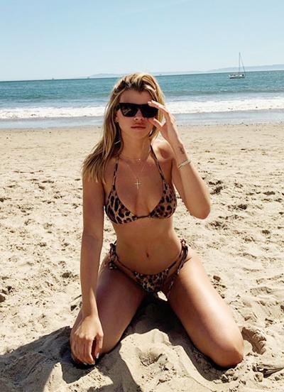 Người mẫu Sofia Richie