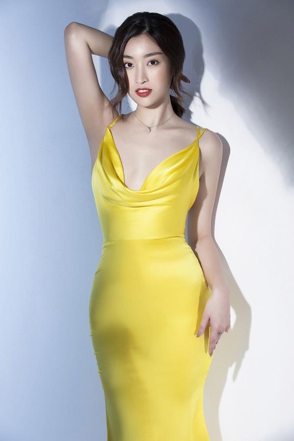 Đỗ Mỹ Linh diện loạt váy cocktail mùa hè