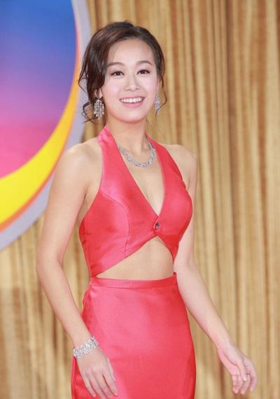 Diễn viên Hoàng Tâm Dĩnh.