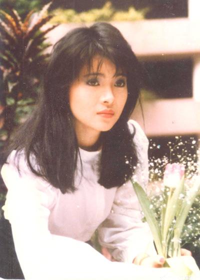 Diễn viên Lam Khiết Anh.