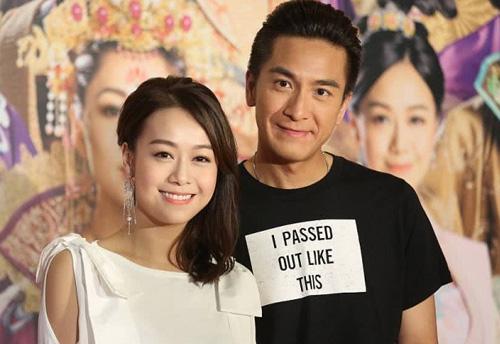 Tâm Dĩnh và Mã Quốc Minh bén duyên năm 2015, công khai yêu nhau năm 2017. Năm ngoái, họ đóng chung phim Cung tâm kế 2.