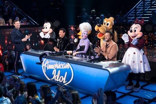 Tập Đêm Disney của American Idol đạt lượng khán giả và rating thấp kỷ lục. Ảnh: ABC.